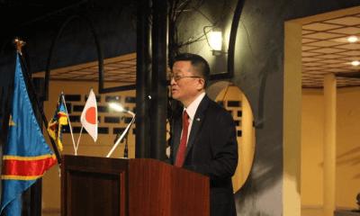 RDC: le Japon souhaite des élections transparentes et pacifiques le 23 décembre 2018 5