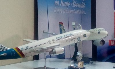 RDC : Congo Airways félicitée par le chef de l'Etat pour ses performances ! 5