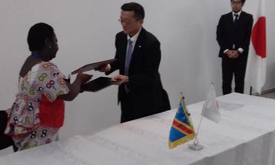 RDC : le Japon finance la construction d'un centre professionnel à Kikwit 4