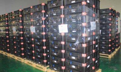 RDC : 8 000 machines à voter brûlées, 12 millions USD partis en fumée ! 8