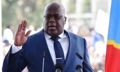RDC : message de félicitations de la Banque centrale au chef de l'Etat Félix Tshisekedi 21