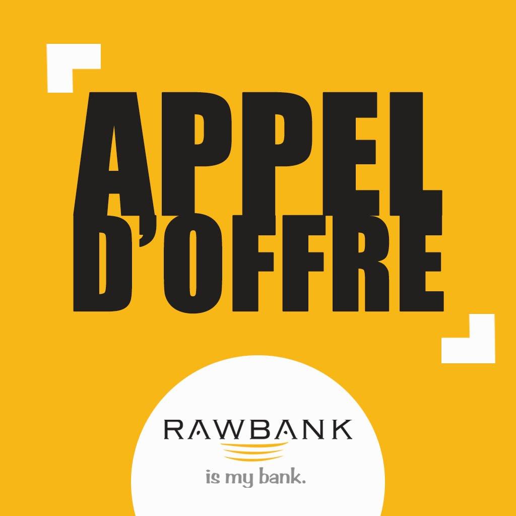 """RDC : Rawbank lance un appel d'offre pour """"articles et matériels informatiques"""" 1"""