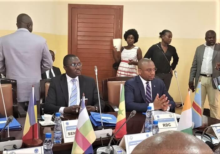 Afrique : la RDC abritera la prochaine session du Comité directeur de l'UCCA 1