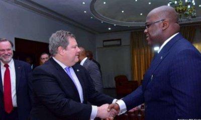RDC : l'agenda du séjour de Félix Tshisekedi à Washington! 10