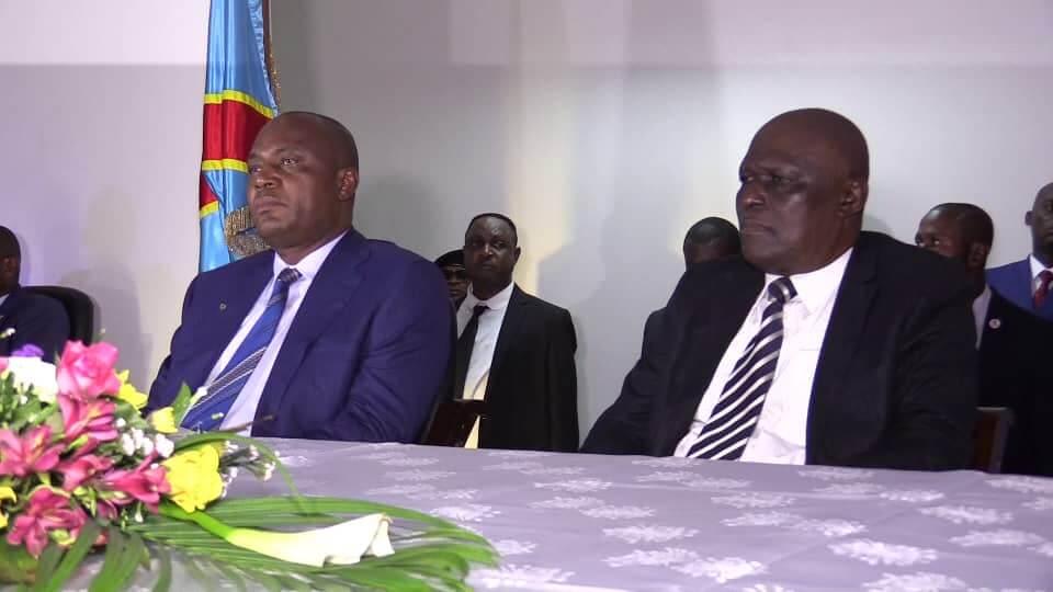 RDC : Gentiny Ngobila prend les commandes de la ville de Kinshasa 1