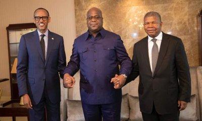 Kinshasa: les trois résolutions de la tripartite Angola-Rwanda-RDC 7