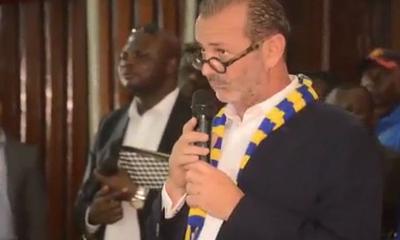 RDC : Pascal Beveragi, le nouveau président de St Eloi Lupopo 14