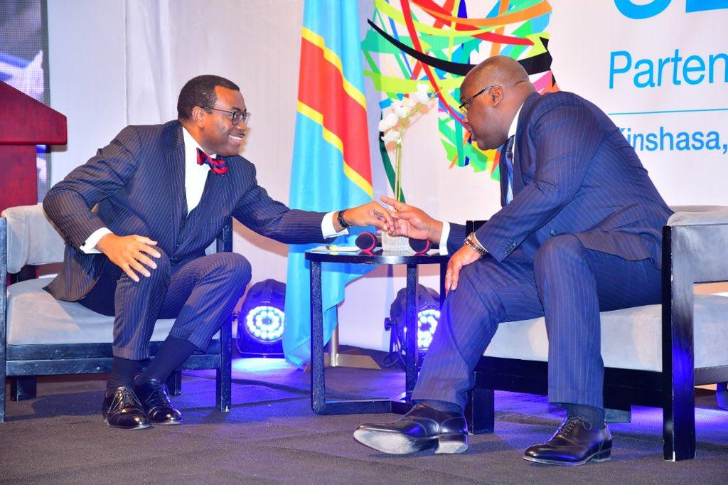 BAD-RDC: un partenariat bilatéral fondé sur la bonne gouvernance! 1