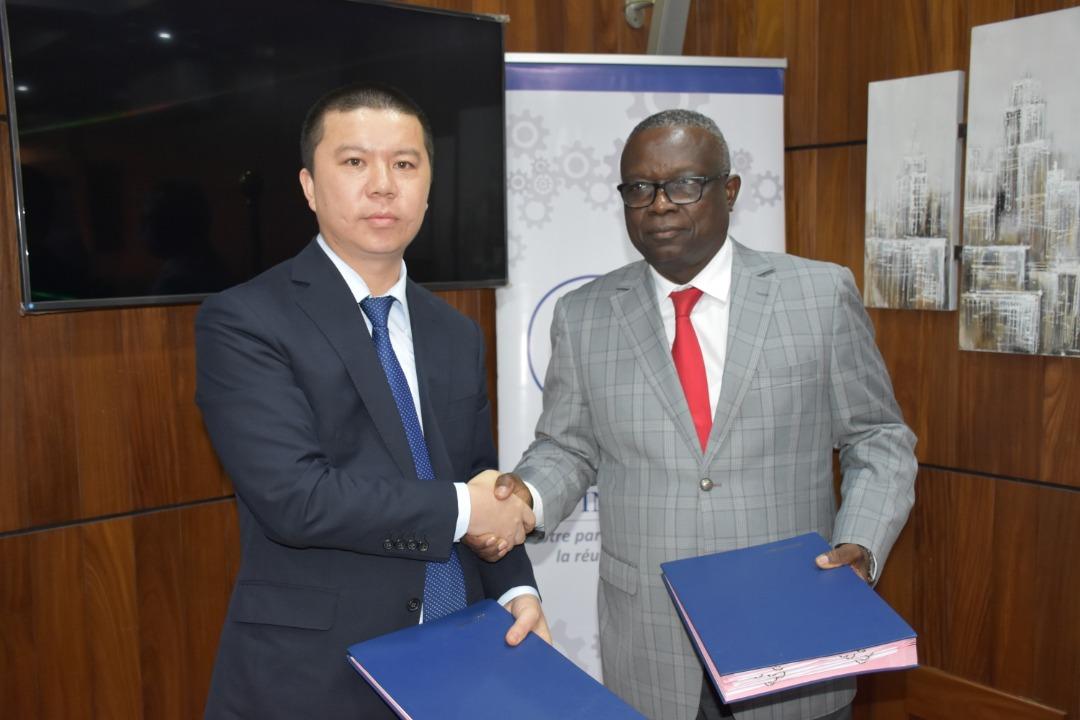 RDC: FPI et China Gezhouba s'engagent à lever des fonds pour réhabiliter le port de Kalemie 1