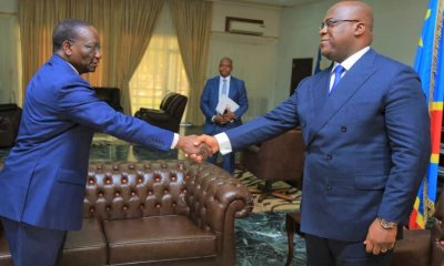 RDC: les sept défis du gouvernement de coalition FCC-CACH 18