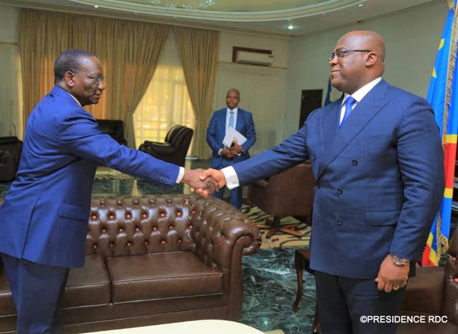 RDC: les sept défis du gouvernement de coalition FCC-CACH 1