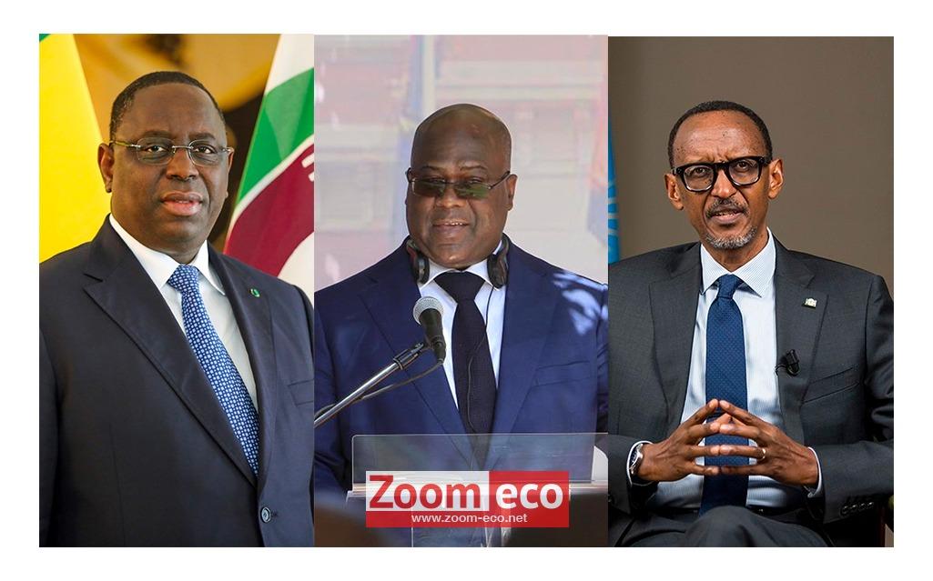 Nigeria: TEF 2019, le panel présidentiel réunira Macky Sall, Tshisekedi et Kagame 1