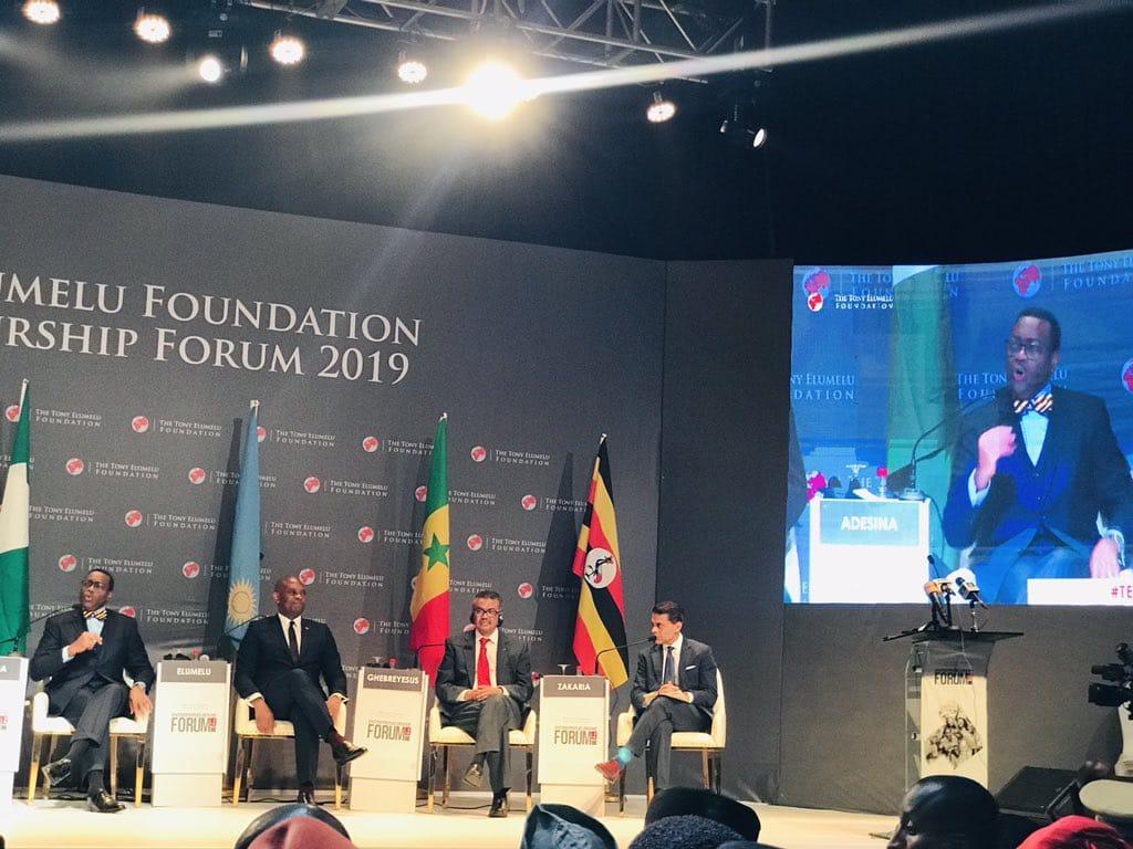 Afrique: Adesina appelle à la création de banques dédiées à l'entrepreneuriat des jeunes 1