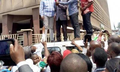 RDC: DGI, les agents observent un arrêt de travail pour réclamer la «plus-value» 103