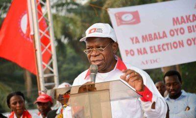 Bahati Lukwebo: «je maintiens ma candidature au perchoir du Sénat» 27