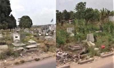 Kinshasa: interdiction formelle d'inhumer de cadavres dans cinq cimetières fermés 42