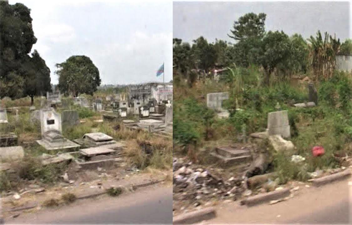 Kinshasa: interdiction formelle d'inhumer de cadavres dans cinq cimetières fermés 1