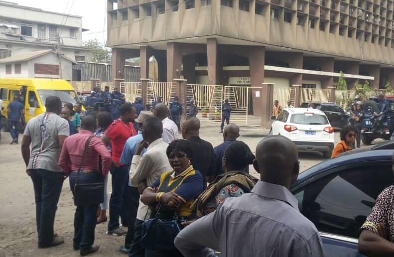 RDC: DGI en grève, l'Etat doit aux agents la «plus-value» estimée à 172 milliards de CDF 1