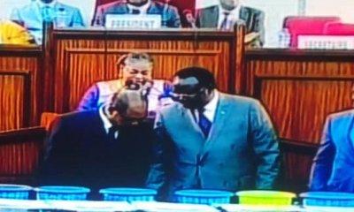 RDC : Sénat, début du dépouillement des scrutins pour le bureau définitif ! 102