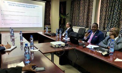 RDC: quatre conseils du FMI au gouvernement après évaluation de l'économie nationale 19