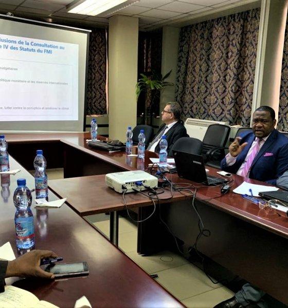 RDC: quatre conseils du FMI au gouvernement après évaluation de l'économie nationale 1