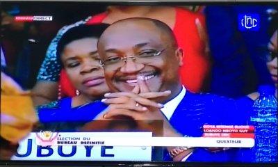 RDC : Questure du Sénat, Eric Rubuye l'emporte à la majorité écrasante ! 35