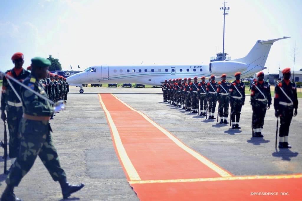 RDC : le chef de l'Etat est exempté du paiement de Go-Pass (officiel) 1