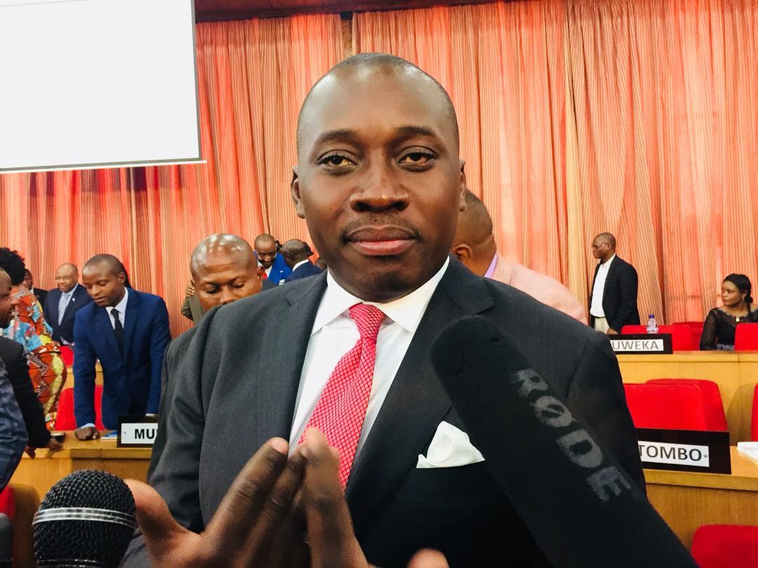 RDC: Questure du Sénat, les trois innovations de la gestion proposées par Guy Loando 1