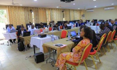 RDC : Doing Business 2021, l'ANAPI lance la retraite pour l'élaboration de la feuille de route ! 9