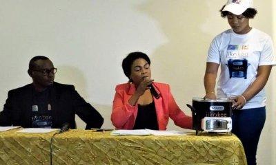 "RDC : Invictus Power Enviro lance la campagne de vente du foyer amélioré ""JIKO KOA"" 94"