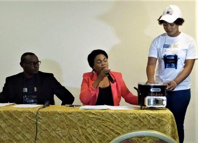 "RDC : Invictus Power Enviro lance la campagne de vente du foyer amélioré ""JIKO KOA"" 1"
