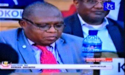 RDC : Prince Kaumba Lufunda élu rapporteur du Sénat avec 78 voix ! 91