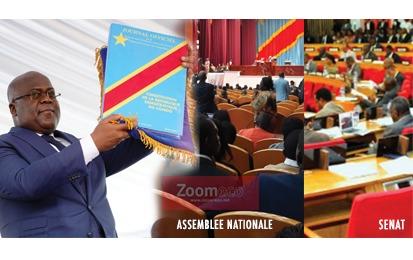 Prof. Kinkani aux élus: «prenez courage, oubliez-vous et faites-nous avancer !» 1