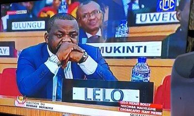 RDC : Lelo Nzazi élu questeur-adjoint du Sénat avec 63 voix au second tour ! 33