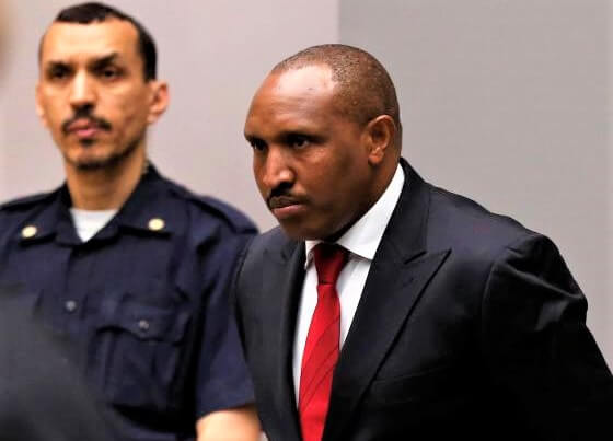 RDC: Bosco Ntaganda reconnu coupable de 18 chefs d'accusation 1