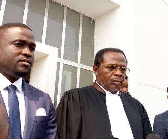 RDC: Kikuni saisit la justice contre Omari pour imputations dommageables (Plainte) 1