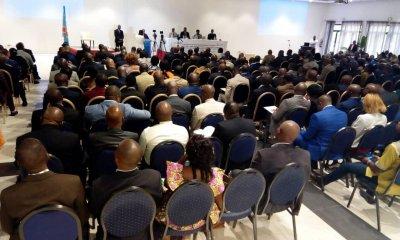 RDC: recommandations du séminaire d'orientation budgétaire au fisc et à la douane 103