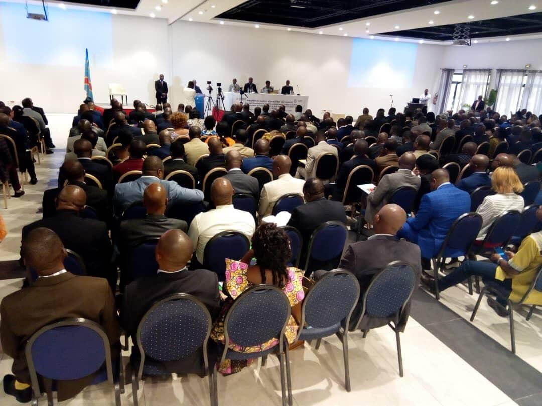RDC: recommandations du séminaire d'orientation budgétaire au fisc et à la douane 1