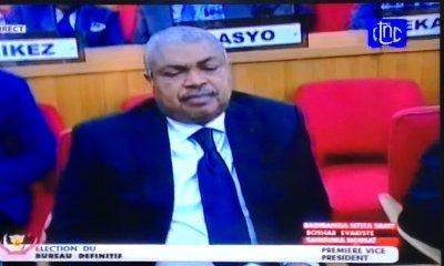 RDC : 1er vice-président du Sénat, Samy Badibanga l'emporte avec 60 voix sur Evariste Boshab ! 95