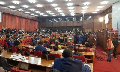 RDC: bureau du Sénat, quatre postes pour le FCC et deux pour les indépendants 32