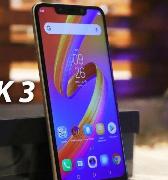 Afrique : Tecno Spark 3, le smartphone haut de gamme de 2019 (AITTA) 65