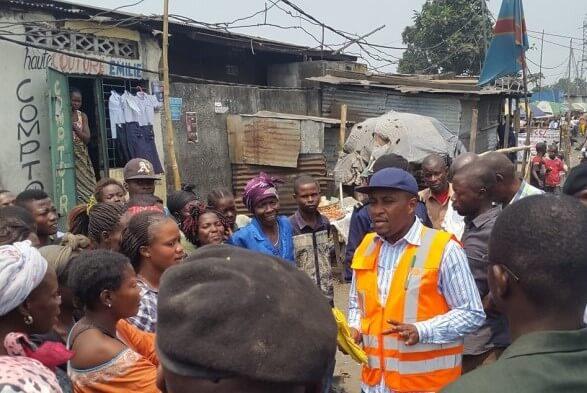 Kinshasa : le ministre Tenge annonce des mesures sévères contre l'insalubrité 1