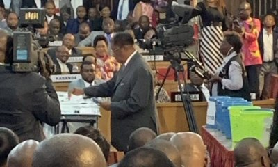 RDC : Alexis Thambwe Mwamba élu président du Sénat avec 65 voix ! 97