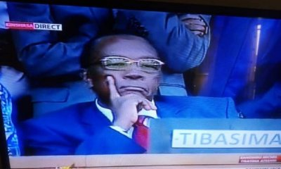 RDC : John Tibasima élu 2ème vice-président du Sénat avec 63 voix ! 93