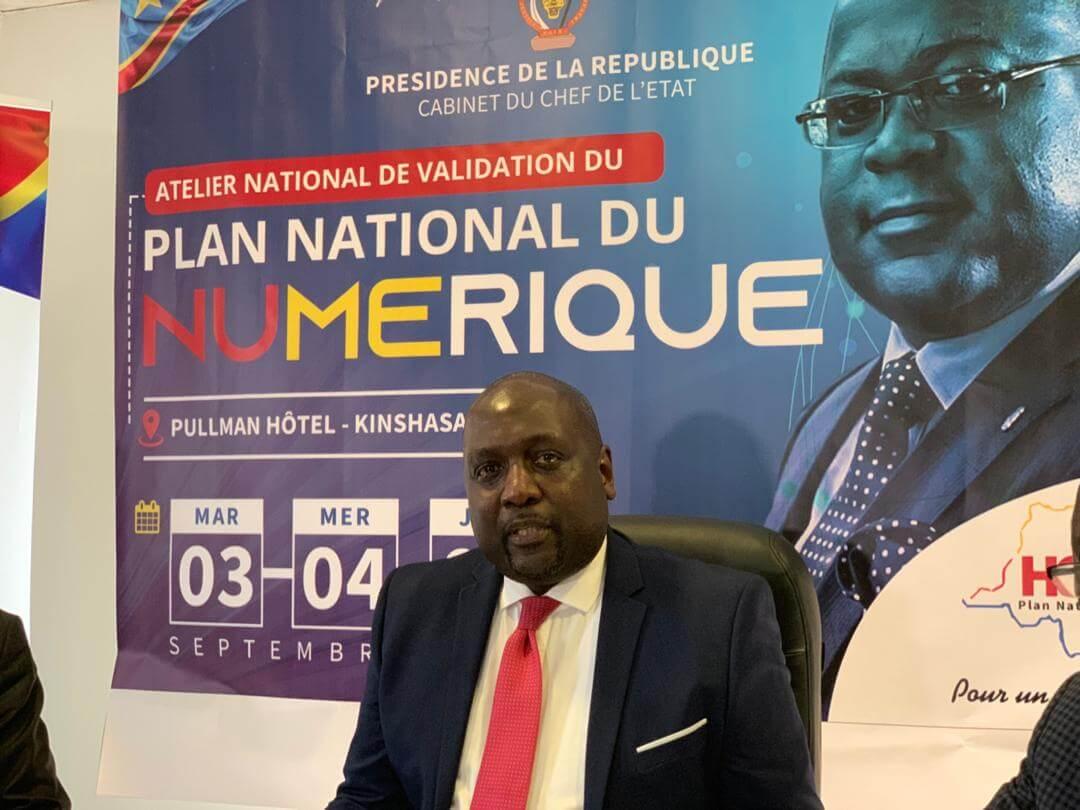RDC: le chef de l'Etat s'apprête à doter le pays d'un Plan national du numérique 1