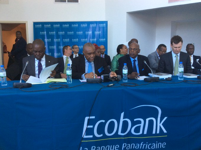 Monde : Arise acquiert 14,1% des parts dans Ecobank transnational incorporated 1