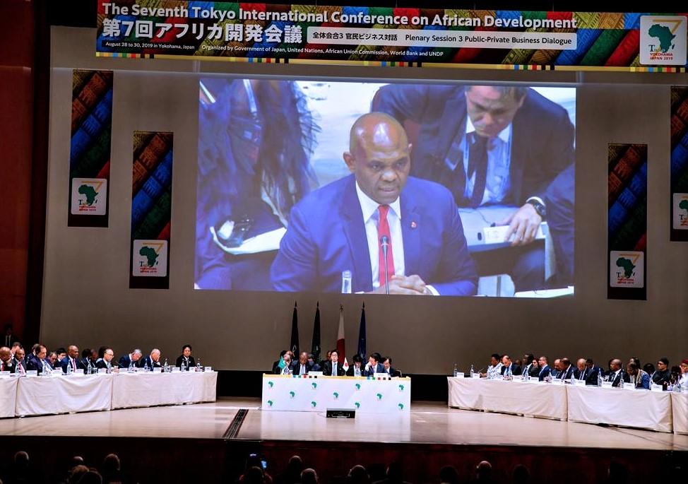 Elumelu au Japon: «investissez 5% de vos 50 milliards USD en Afrique pour booster les entrepreneurs » 1
