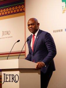 Elumelu au Japon: «investissez 5% de vos 50 milliards USD en Afrique pour booster les entrepreneurs » 2