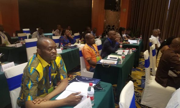 Chine : une vingtaine de professionnels des médias congolais en formation à Changsha ! 40