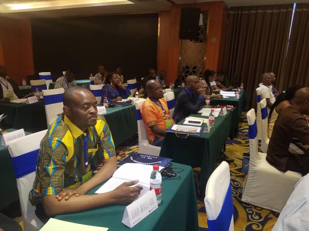 Chine : une vingtaine de professionnels des médias congolais en formation à Changsha ! 1